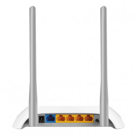 TP-LINK 300Mbps Wireless Router - EN020-F5 - White - 4