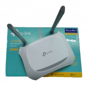TP-LINK 300Mbps Wireless Router - EN020-F5 - White - 5
