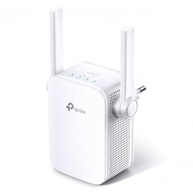 TP-LINK AC1200 Wi-Fi Range Extender Repeater - RE305 - White