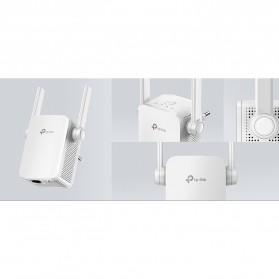 TP-LINK AC1200 Wi-Fi Range Extender Repeater - RE305 - White - 7