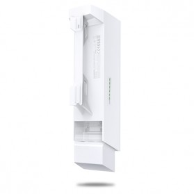 TP-LINK Outdoor CPE 2.4GHz 300Mbps 9dBi Antena Access Point - CPE210 - White - 2
