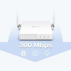 TP-LINK Multi-Mode Wi-Fi Router 300Mbps - TL-WR844N - White - 4