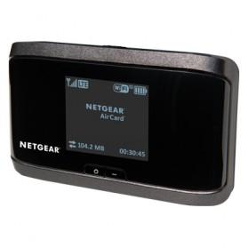 NETGEAR 762S Modem MiFi 4G LTE 100 Mbps (14 DAYS) - Black