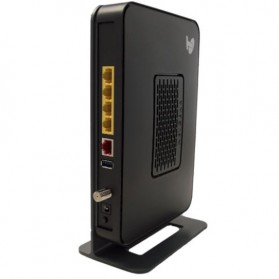 Netgear CG3100D-2BPAUS Gigabit Gateway WiFi Router 300Mbps - Black - 3