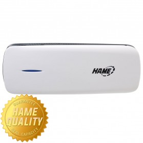 Hame A1 - 3G Mobile Power Router + Power Bank 1800mAh - HAME MPR-01 - White - 1