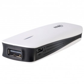 Hame A1 - 3G Mobile Power Router + Power Bank 1800mAh - HAME MPR-01 - White - 4