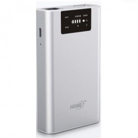 Hame F1 - 3G Mobile Power Router + Power Bank 7800mAh - Silver
