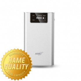 Hame F1 - 3G Mobile Power Router + Power Bank 7800mAh - Silver - 2