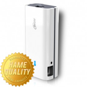 Hame R1 - 3G Mobile Power Router + Power Bank 4400mAh - Hame HM-R1 - White