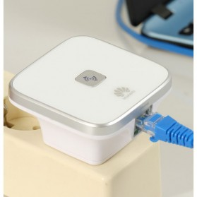 Huawei Media Router Wireless Range Extender 300Mbps - WS322 - White - 4