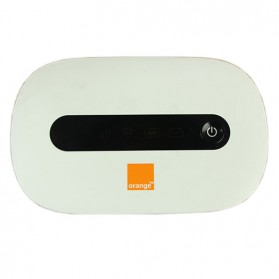 Huawei E5220s-2 Mobile Hotspot HSPA+ 21Mbps Orange Logo (14 Days No Box) - White