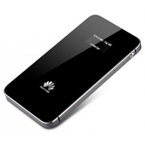 Huawei E5878 Modem MiFi 4G LTE 150 Mbps (14 DAYS) - Black