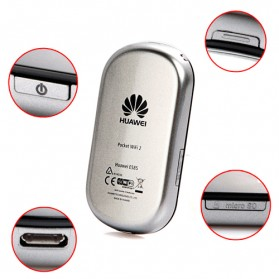 Huawei E585 Modem MiFi HSPA 21.6 Mbps (14 DAYS) - Black - 5