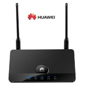 Huawei Media Life WS330 300Mbps Smart Wireless Router 300 Mbps - Black