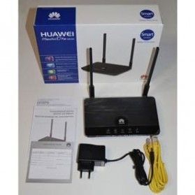 Huawei Media Life WS330 300Mbps Smart Wireless Router 300 Mbps - Black - 5