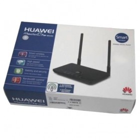 Huawei Media Life WS330 300Mbps Smart Wireless Router 300 Mbps - Black - 6