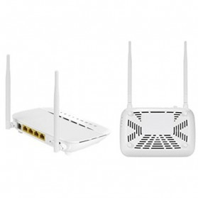 Huawei HG532D ADSL2+ Wireless Router 300 Mbps - White - 4