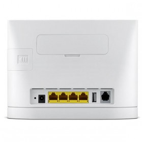 Huawei Wireless Router LTE Cat4 4G WiFi 150 Mbps - B315s-607 - White - 3