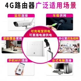 Huawei 4G Wireless Router Broadband WiFi - b311as-853 - White - 2