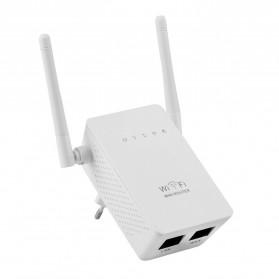 Wireless WiFi Range Extender Amplifier 300Mbps - White - 3