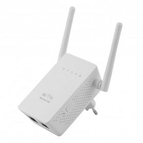 Easyidea Wireless WiFi Range Extender Amplifier 300Mbps - WR101001 - White - 4