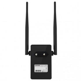 Comfast WiFi Range Extender Amplifier 300Mbps 10dbi - CF-WR302S - Black - 7