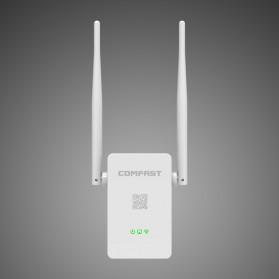 Comfast WiFi Range Extender Amplifier 300Mbps 10dbi - CF-WR302S - Black - 9