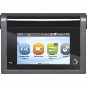 Novatel Global 4G LTE Touchscreen Mobile Hotspot Mi-Fi 5792 (NO BOX) - Black