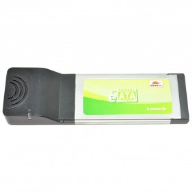 Express Card - Expresscard 34mm to ESATA II - 1 Port