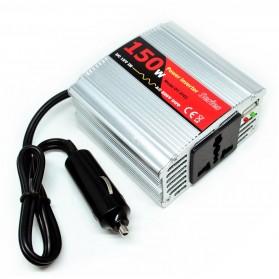 VZTEC Car Power Inventer 150 Watt - VZ-PI1500 - Silver
