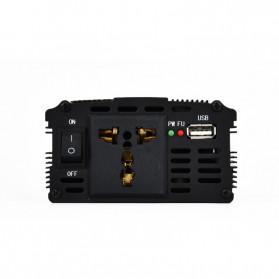 Taffware Rectangle Car Power Inverter DC 24 Volts to AC 220V 2000Watt - PI2000 - Black - 5