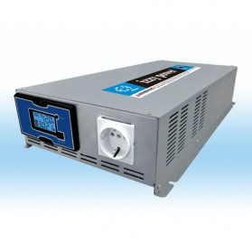 IZZY POWER DC to AC Car Inverter HT-P-3000-12 3000 Watt 12 Volts - Professional series