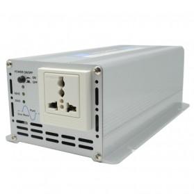 IZZY POWER DC to AC Car Inverter HT-S-300-12 300 Watt 12 Volts - Pure Sine Wave Series