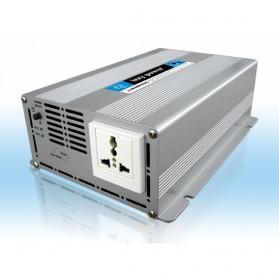 IZZY POWER DC to AC Car Inverter HT-S-600-12 600 Watt 12 Volts - Pure Sine Wave Series