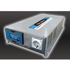 IZZY POWER DC to AC Car Inverter HT-S-3000-12 3000 Watt 12 Volts - Pure Sine Wave Series