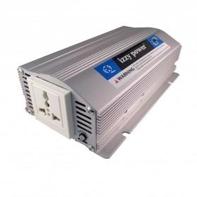 IZZY POWER DC to AC Car Inverter HT-E-600-12 600 Watt 12 Volts