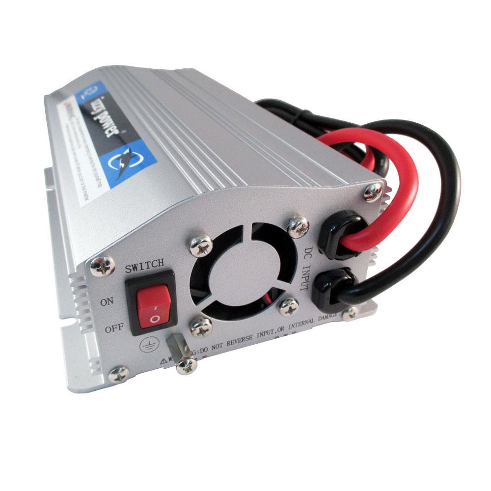 IZZY POWER DC to AC Car Inverter HT-E-600-12 600 Watt 12 ...