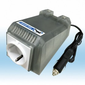 IZZY POWER DC to AC Car Inverter 120 Watt 12 Volts with 3A/5V USB Port