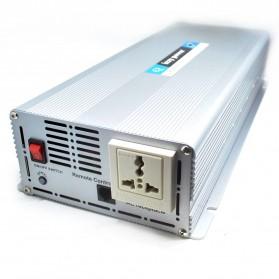 IZZY POWER DC to AC Car Inverter HT-E-2000-12 2000 Watt 12 Volts - Professional series
