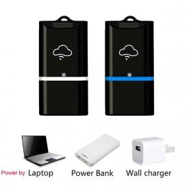 Wireless WiFi Card Reader Micro SD - 4N02254 - Black/Blue - 7