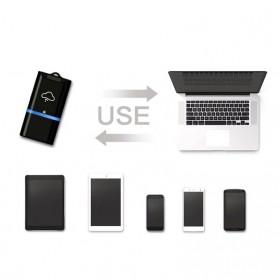 Wireless WiFi Card Reader Micro SD - 4N02254 - Black/Blue - 8