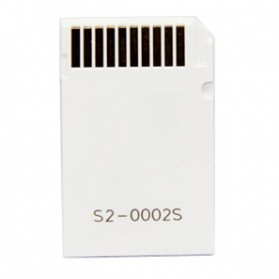 Winfos MS Pro Duo Dual Slot Adapter - White - 3