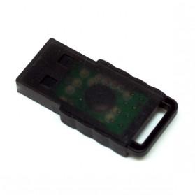 Winfos High Speed USB 2.0 MicroSD Card Reader - Black - 3