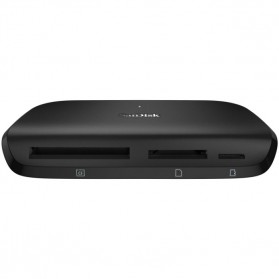 Sandisk ImageMate Pro USB Card Reader 3.0 - SDDR-489 - Black