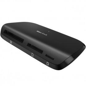 Sandisk ImageMate Pro USB Card Reader 3.0 - SDDR-489 - Black - 2
