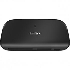 Sandisk ImageMate Pro USB Card Reader 3.0 - SDDR-489 - Black - 5