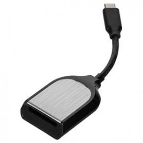 Sandisk Extreme PRO SD Card Reader USB Type C UHS - II - SDDR-409 - Black - 2
