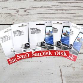 SanDisk MobileMate USB 3.0 Card Reader - SDDR-B531 - Black - 3