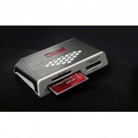 Kingston USB 3.0 High Speed Media Reader - FCR-HS4 - White - 4