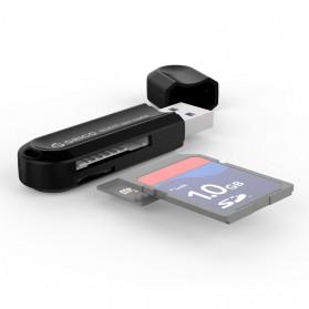 Orico Memory TF/SD Card Reader USB 3.0 - CRS21 - Black - 3